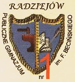 Publiczne Gimnazjum nr 1 im.Franciszka Becińskiego w Radziejowie